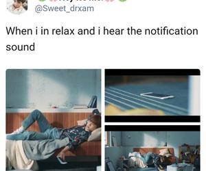 memes, v, and seokjin image