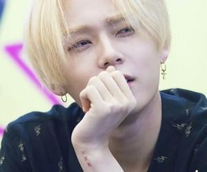 k-pop, kim hyojong, and pentagon image