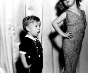 cool and shirley temple image
