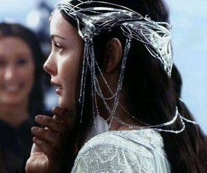 arwen, liv tyler, and lord of the rings image