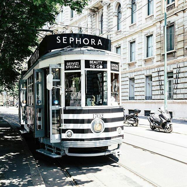 sephora, city, and travel image