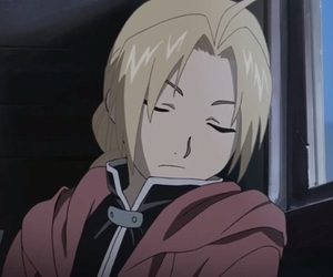 ed, fullmetal alchemist, and anime boy image