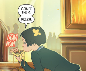 dc comics, light of my life, and gotham academy image