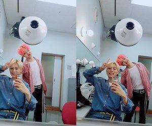 top secret, yohan, and kyeongha image