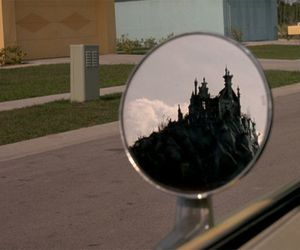 castle, edward scissorhands, and mirror image