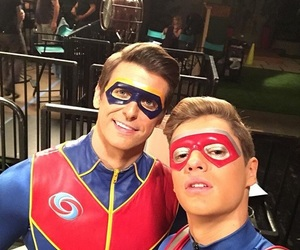 boys, nickelodeon, and jace norman image