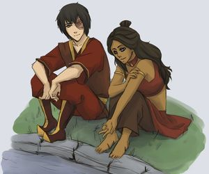 zuko and zutara image