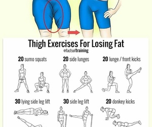 body, booty, and exercises image