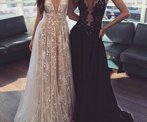 goals, Prom, and longdress image