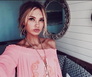model, romee strijd, and girl image