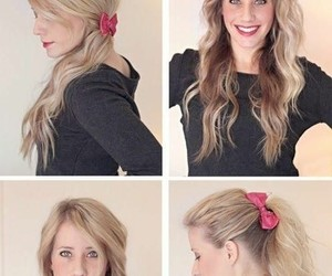 accessories, hair, and hair bow image