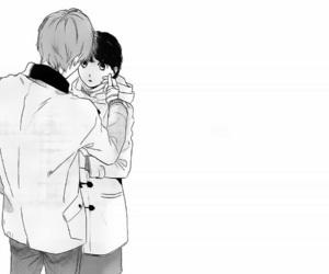 manga and tsubaki-chou image