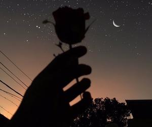alternative, heaven, and moon image