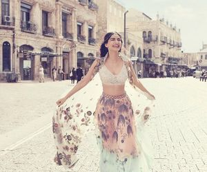fashion, beauty, and bollywood image