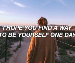 quotes, aesthetic, and Lyrics image