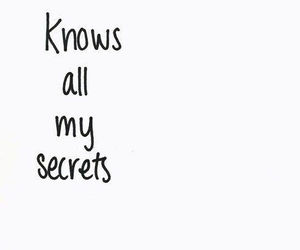 quote and secrets image