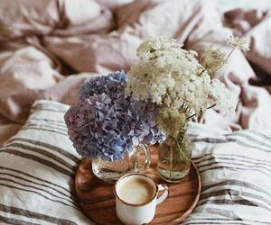 bouquet, good morning, and cute image