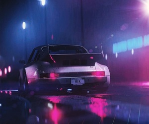 aesthetic, game, and lights image