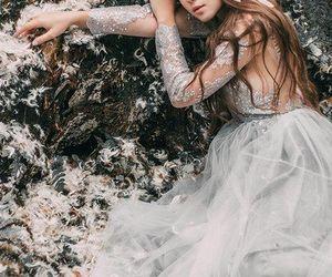 beautiful, cute, and dress image