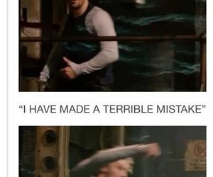 funny, quicksilver, and thor image