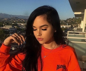 girl, tumblr, and maggie lindemann image