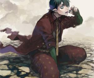 anime, amaimon, and ao+no+exorcist image