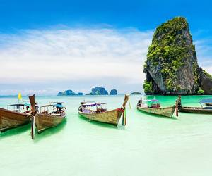 travel and thailand image