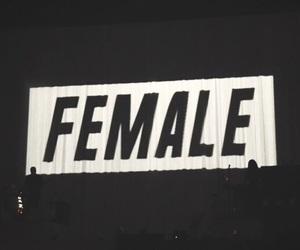 black, female, and ariana grande image