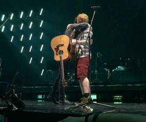 shawn mendes, ed sheeran, and illuminate world tour image