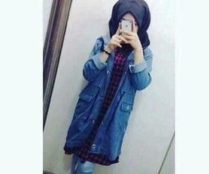 hijab style fashion, بنات كيوت, and محجبة مسلمه image
