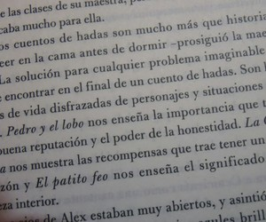books, fairy tale, and frases image