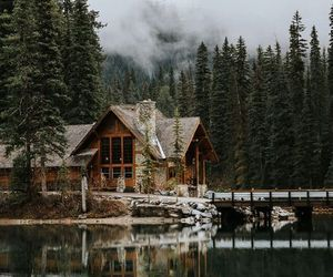 lake house and cozy image