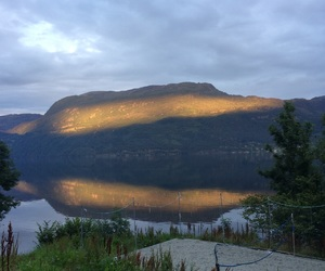 europe, lake, and nature image