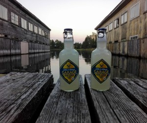 drinks, garage, and water image