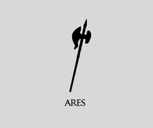 ares and god image