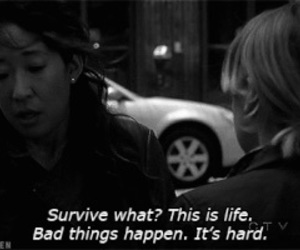 grey's anatomy, quotes, and love image