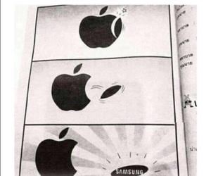 apple and samsung image