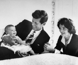 JFK, kennedy, and jackie image