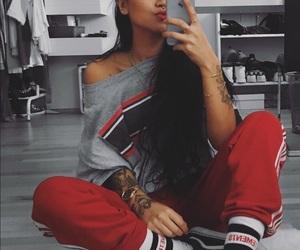 bae, dope, and dress image