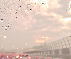 natural and rain image