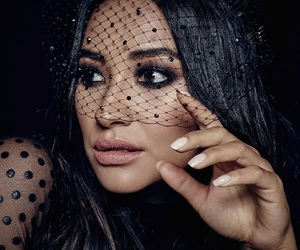 pretty little liars, shay mitchell, and emily fields image