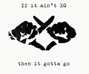 xo, reminder, and the weeknd image