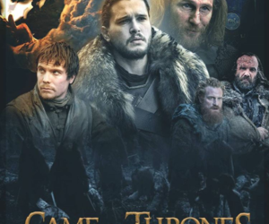 got, sandor clegane, and game of thrones image