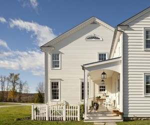 farm house, farmhouse, and farmhouse exterior image