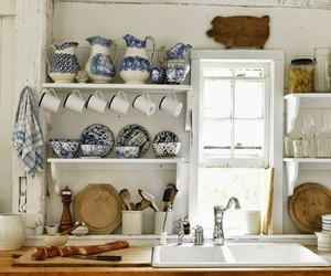 country living, farmhouse, and kitchen image