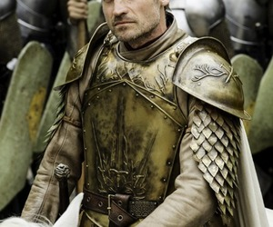 game of thrones, jaime lannister, and handsome image