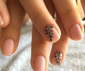 style, nails, and nailart image