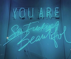 beautiful, blue, and tumblr image