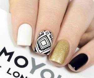 moda, nail art, and style image
