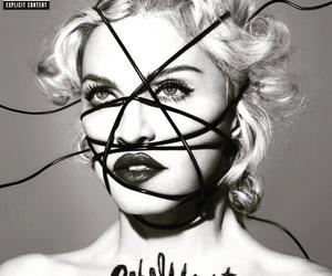 album, material girl, and album cover image